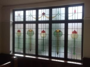 Traditional Leadlight